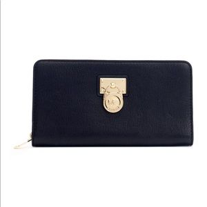 Large Hamilton Continental Wallet. Priced to sell.